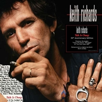 Richards, Keith: Talk Is Cheap (CD)