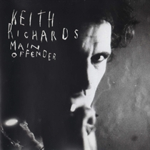 Richards, Keith: Main Offender (CD)