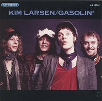 Larsen, Kim og Gasolin: Anthology (CD)