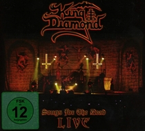 King Diamond: Songs For The Dead - Live (2xDVD+CD)