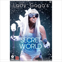 Lady Gaga: Lady Gaga's Secret World (DVD)