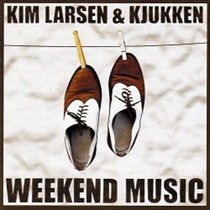 Larsen, Kim: Weekend Music (Vinyl)