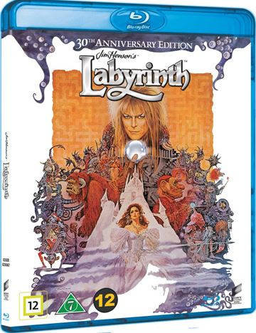 Bowie, David: Labyrinth (BluRay)