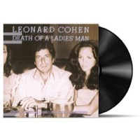 Cohen, Leonard: Death Of A Ladies' Man (Vinyl)