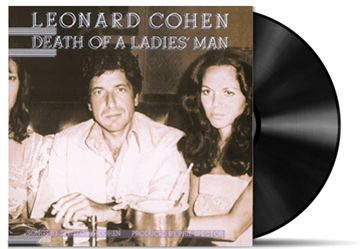 Cohen, Leonard: Death Of A Ladies\' Man (Vinyl)