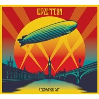 Led Zeppelin: Celebration Day (2CD/BluRay)