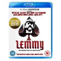 Motorhead: Lemmy (BluRay)