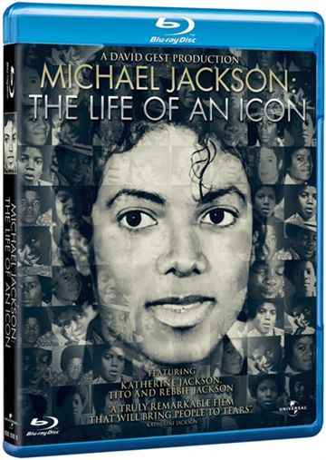 Jackson, Michael: The Life of an Icon (BluRay)