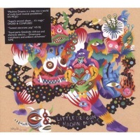 Little Dragon: Machine Dreams (CD)