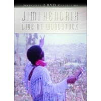 Hendrix Jimi: Live At Woodstock (DVD)