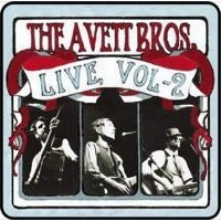 Avett Brothers, The: Live Vol. 2