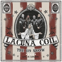 Lacuna Coil: 119 Show - Live In London (2xCD+DVD)