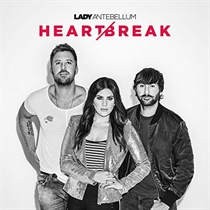 Lady Antebellum: Heart Break (Vinyl)