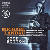 Landau, Michael: Rock Bottom (Vinyl)