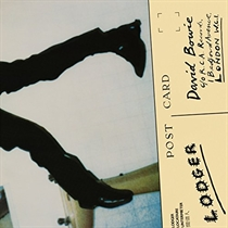 Bowie, David: Lodger (Vinyl)