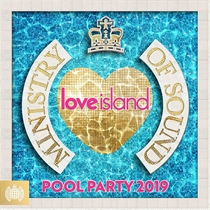 Diverse Kunstnere: Love Island - The Pool Party 2019 (3xCD)