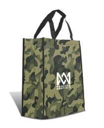 Marcus & Martinus: Shopping Bag Camo