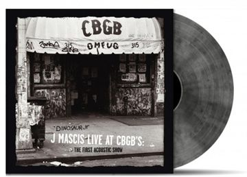 Mascis, J.: J Mascis Live At CBGB\'s - First Acoustic Show (Vinyl)