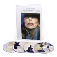 Mitchell, Joni: Love Has Many Faces Boxset (4xCD)
