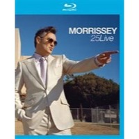 Morrissey: 25Live (BluRay)