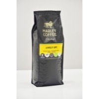 Marley Coffee: Lively Up! Espresso Helbønner Stor Pose