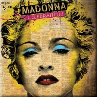 Madonna: Celebration Fridge Magnet