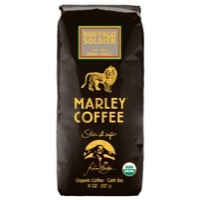 Marley Coffee: Buffalo Soldier Helbønner