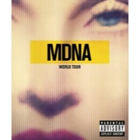 Madonna: MDNA World Tour (2xCD)