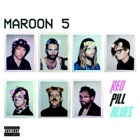 Maroon 5: Red Pill Blues (CD)