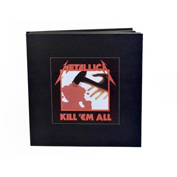 Metallica: Kill \'em All Remastered Deluxe Box Set