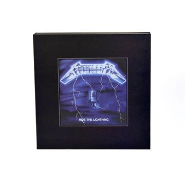 Metallica: Ride The Lighting Remastered Deluxe Box Set