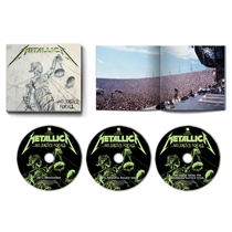 Metallica: And Justice For All Remastered Box (3xCD)