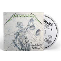 Metallica: And Justice For All Remastered (CD)