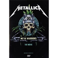 Metallica: Metal Warriors (DVD/CD)