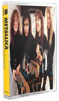 Metallica: The $5.98 E.P.-Garage Days Re-Revisited (Casette)