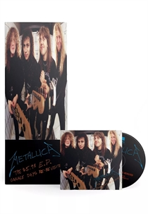 Metallica: The $5.98 E.P.-Garage Days Re-Revisited Ltd. (CD)