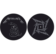Metallica: Black Album Slipmat