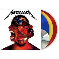 Metallica: Hardwired...To Self-destruct (3xColoured Vinyl)