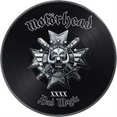 Motörhead: Bad Magic Ltd. (Silver Vinyl)