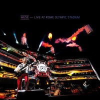 Muse: Live at Rome Olympic Stadium (BluRay/CD)