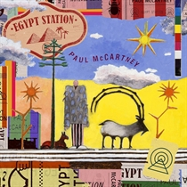 McCartney, Paul: Egypt Station Std (CD)