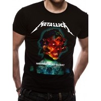 Metallica: Hardwired Album Cover T-shirt