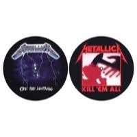 Metallica: Kill 'Em All - Ride The Lightning Slipmat