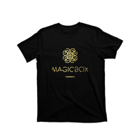 Tinderbox: Official Magicbox 2016 Black T-shirt