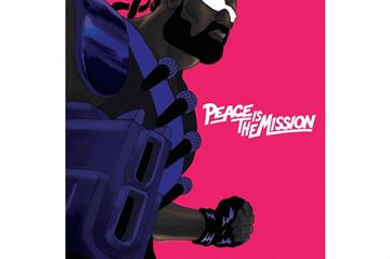 Major Lazer: Peace Is The Mission