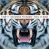 Thirty Seconds To Mars: This Is War (CD)
