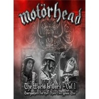 Motorhead: The World Is Ours Vol 1 - Everywhere Further Than Everyplace Else (DVD)