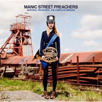 Manic Street Preachers: National Treasures - The Singles Collection (2xCD)