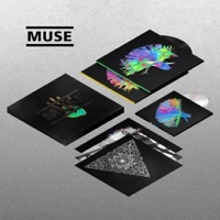 Muse: The 2nd Law Box (CD/DVD/2xVinyl)