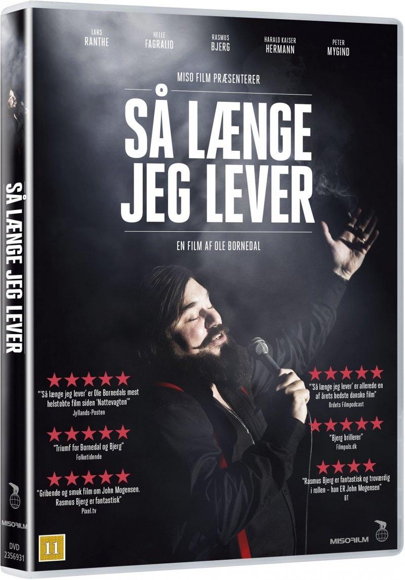 Picture of: Mogensen John Sa Laenge Jeg Lever Filmen Om John Mogensen Dvd